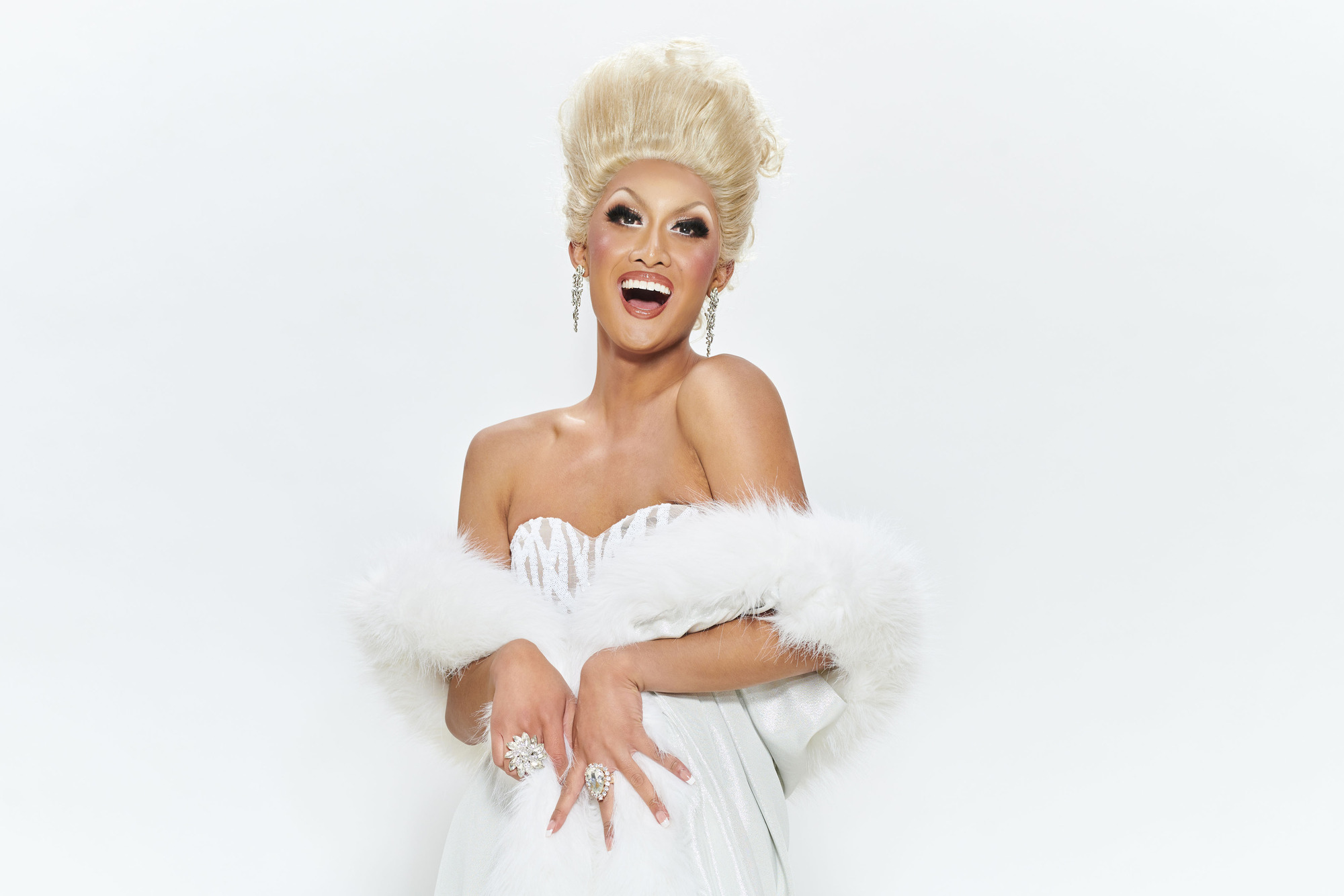 Canada's Drag Race star Kyne on the competition, her drag origins and which of the queens is a 'mediocre' lip-syncer
