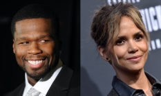 Rapper 50 Cent was sufficiently confused by Halle Berry's interest in wanting to play a trans man. (Stephen Lovekin/Getty Images/Axelle/Bauer-Griffin/FilmMagic)