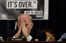 Louie Gohmert has tested positive for coronavirus. (Melina Mara/The Washington Post via Getty Images)