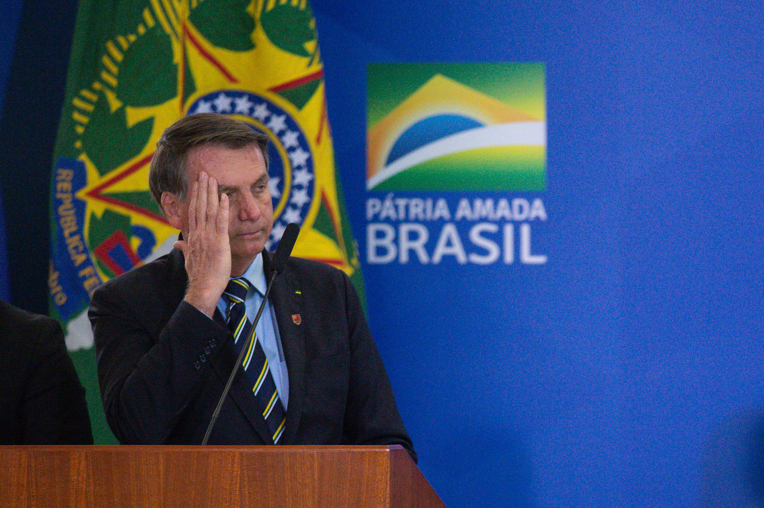Brazil's Jair Bolsonaro refused to wear a face mask because he thought they were 'too gay'. Now he's got coronavirus