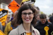 Liberal Democrat leadership candidate Layla Moran. (Dan Kitwood/Getty Images)