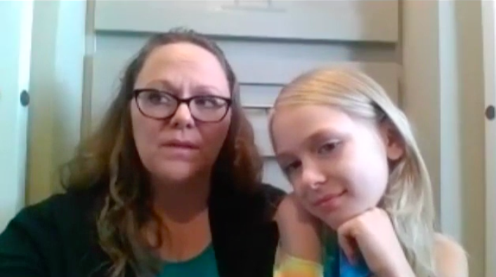 Mum of trans girl says embracing her daughter made her a better Christian