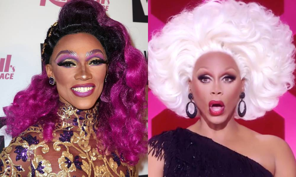 The Vixen and RuPaul