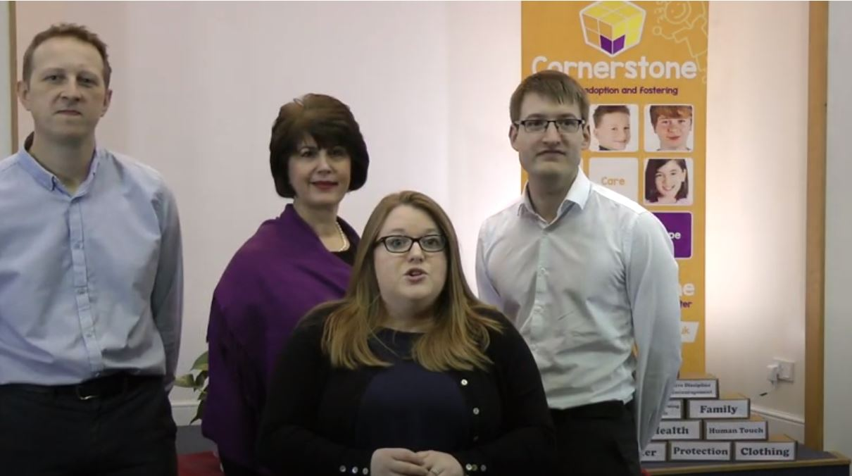 Foster service: The Sunderland-based Cornerstone (North East) Adoption and Fostering Service