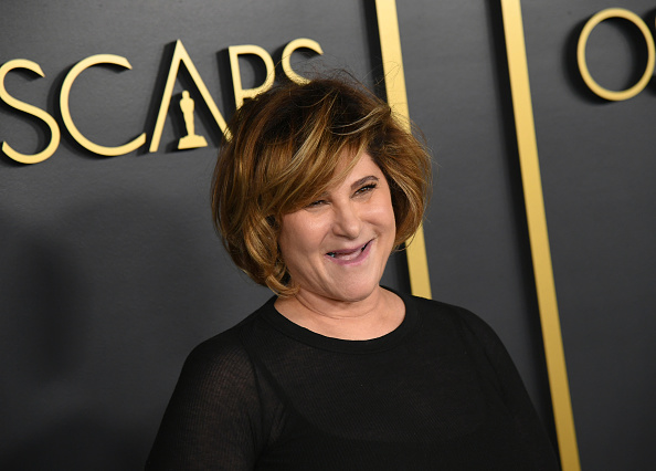 Amy Pascal. (Kevin Winter/Getty Images)