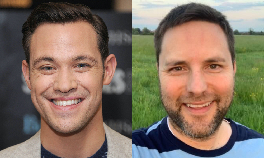PR head Paul PR head Paul Blanchard allegedly made disparaging remarks about gay singer Will Young (L), according to a recording shared to PinkNews. ( Stuart Wilson/Getty Images/Instagram) made disparaging remarks about gay singer Will Young (L) according to a recording shared to PinkNews. ( Stuart Wilson/Getty Images/Instagram)