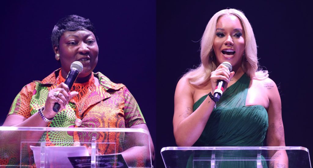 Munroe Bergdorf and Lady Phyll discuss racism and transphobia