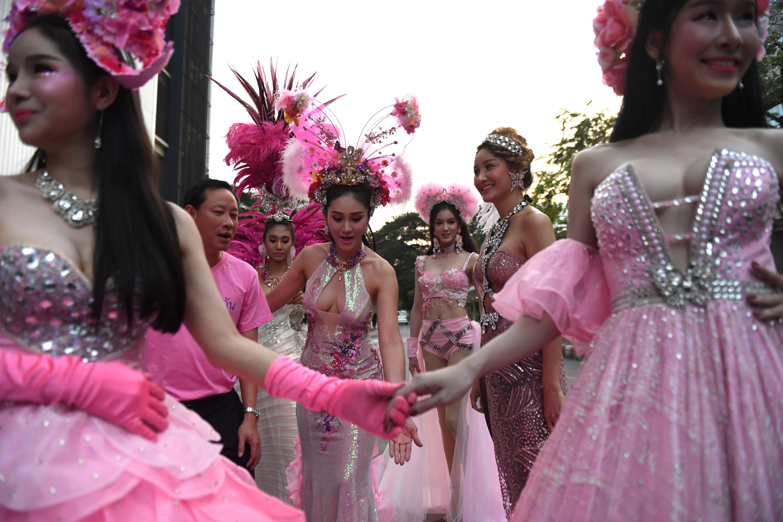 Thailand takes historic step towards giving same-sex couples legal recognition and adoption rights