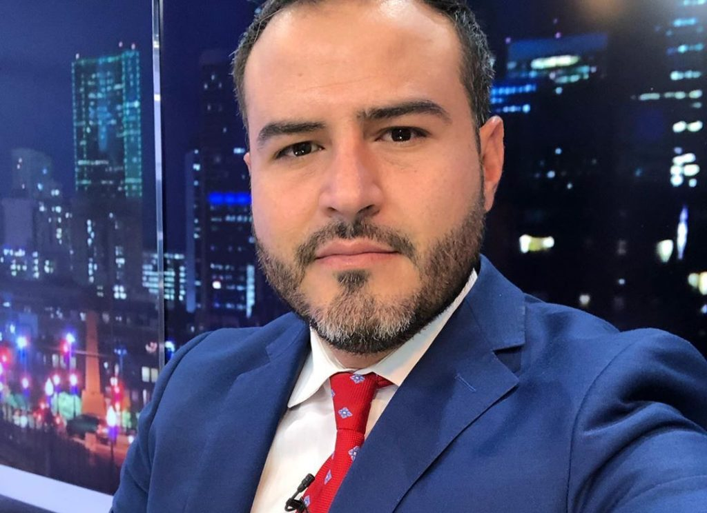 Former Telemundo news anchor Miguel Bedoy has accused the network's news director of homophobia and racism