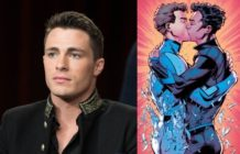 Colton Haynes X-Men Iceman