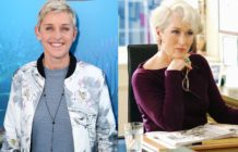 Ellen DeGeneres Miranda Priestly The Devil Wears Prada