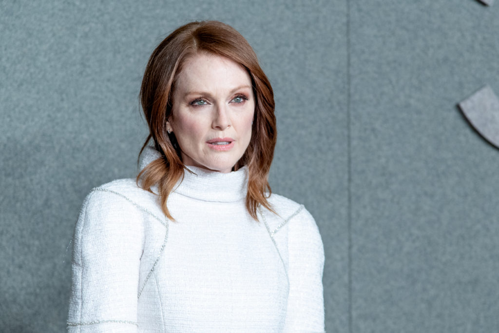 Julianne Moore 'hurt' by claims she regrets playing lesbian in queer classic