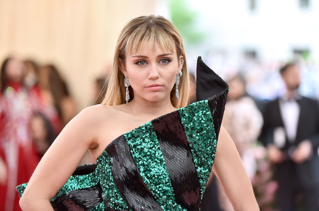 Miley Cyrus pansexual