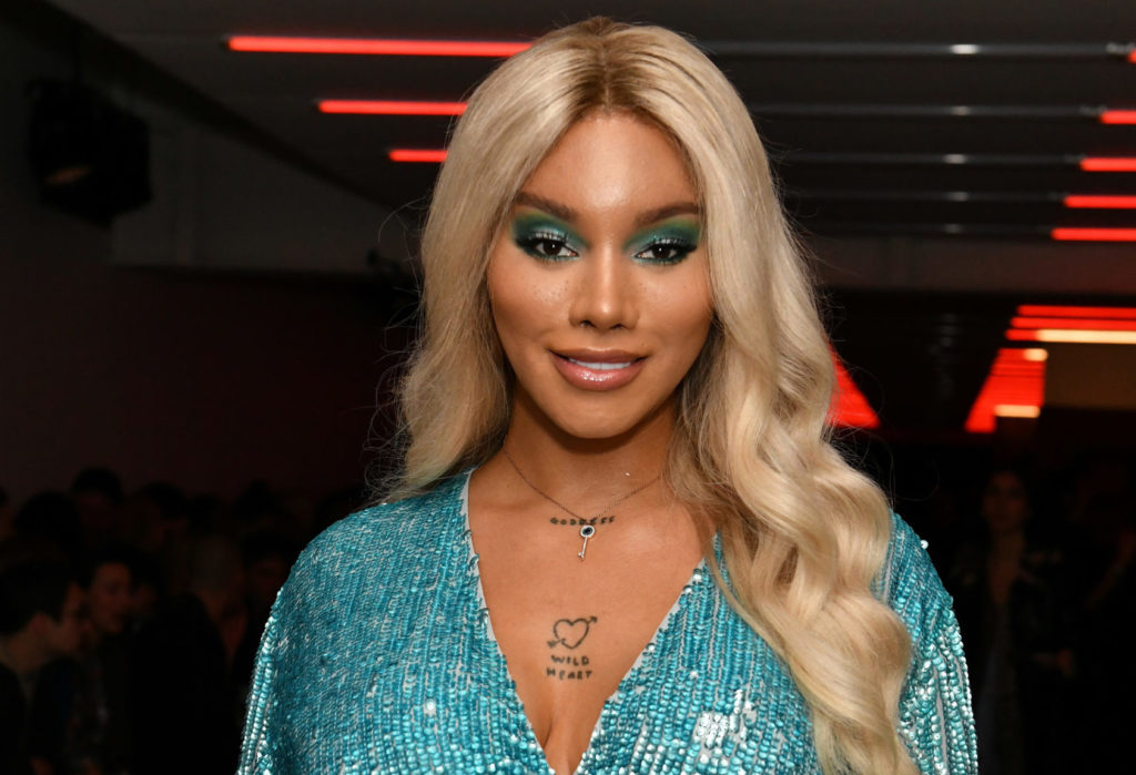 Munroe Bergdorf reveals what keeps her hopeful in this waking nightmare