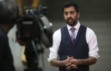 Humza Yousaf put forward the proposed amendment to his hate crime bill.