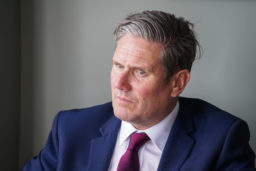 Keir Starmer risks Labour's LGBT voters by not fighting transphobia