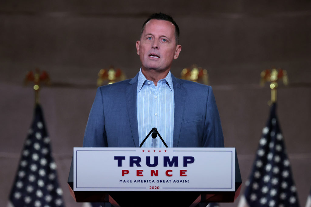 Former Acting Director of National Intelligence and current Republican National Committee senior advisor Richard Grenell