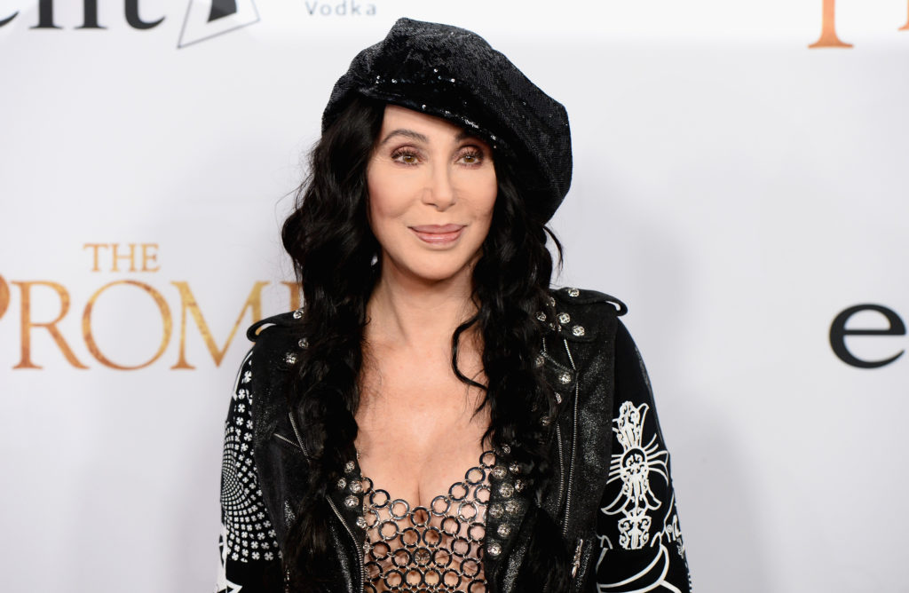 Cher denied the opportunity to volunteer for the US Postal Service