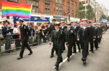 Ministry of Defence slammed for hypocrisy over LGBT inclusion job
