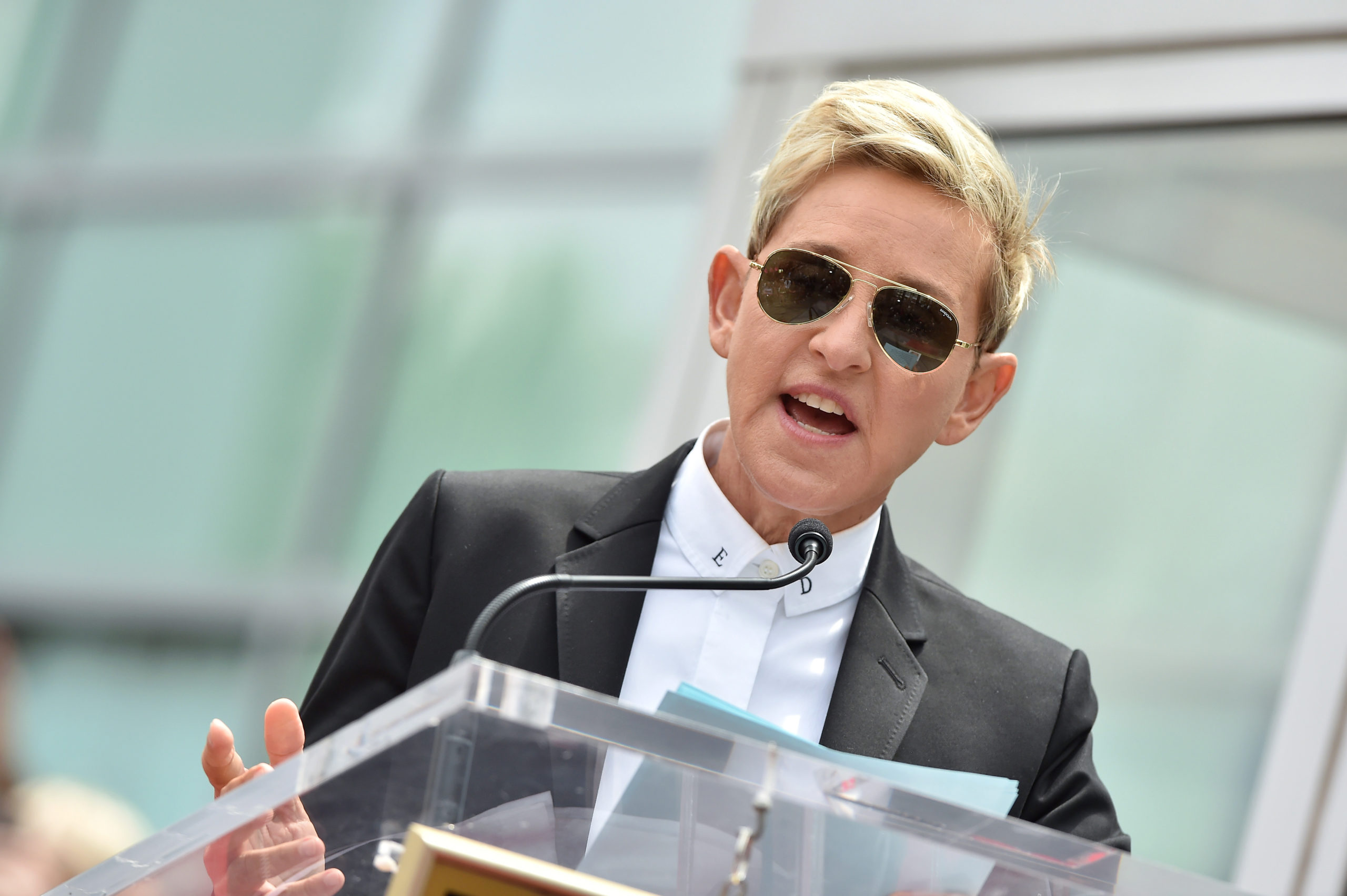 Ellen DeGeneres' ratings are plummeting while the embattled star frantically tries to repair her reputation