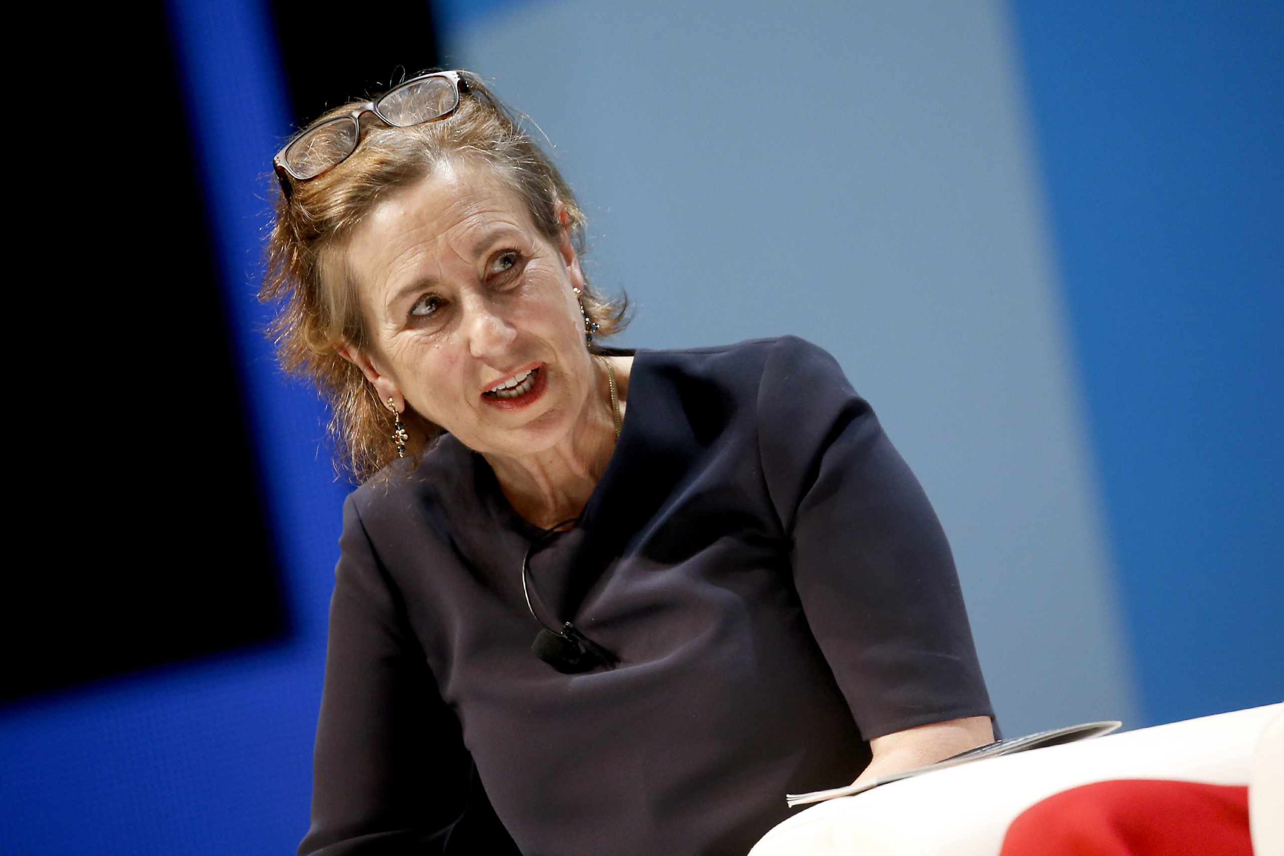 Newsnight journalist Kirsty Wark