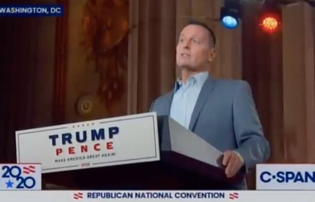 Richard Grenell Donald Trump Republican National Convention