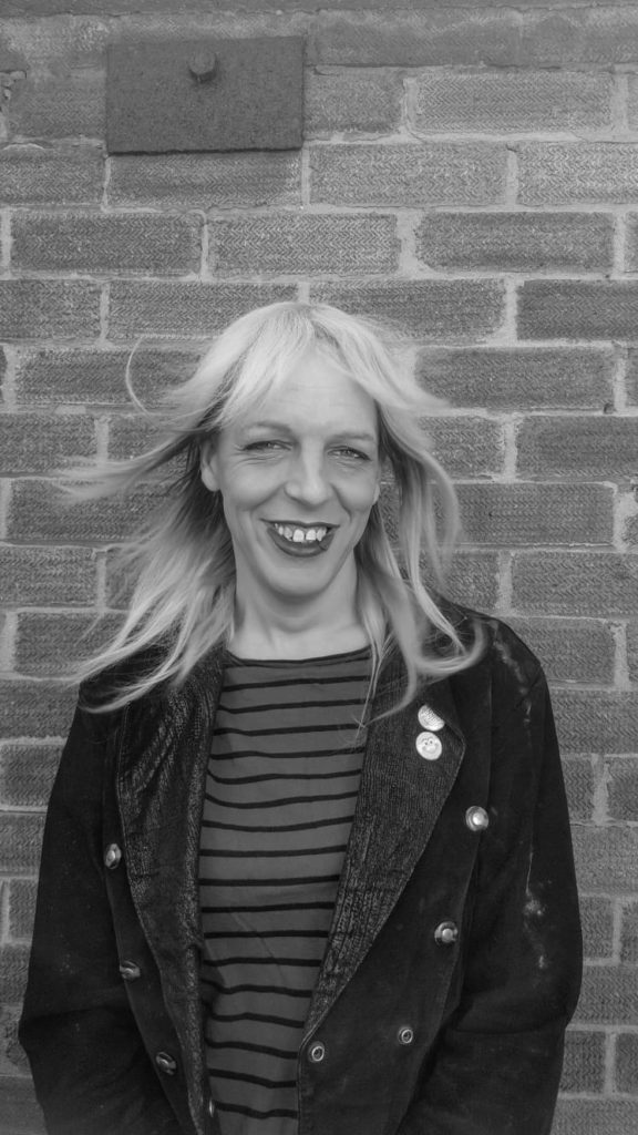 Trans author Sarah Savage: A women's refuge changed my life forever