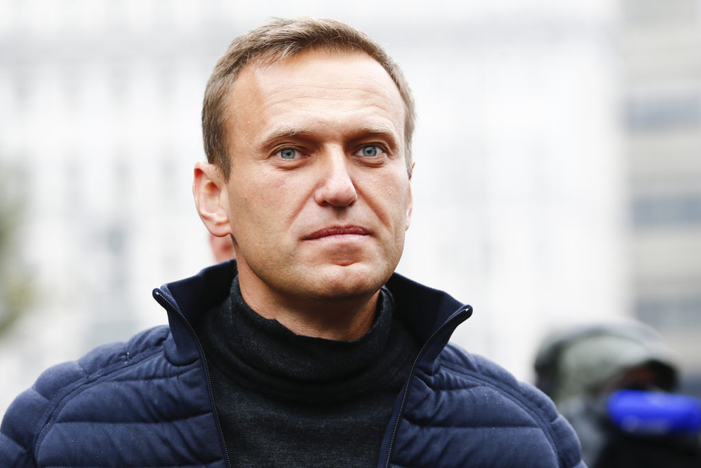 Alexei Navalny posioning: Pro-LGBT Russian opposition ...