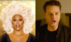 RuPaul and Drag Race Holland host Fred van der Leer