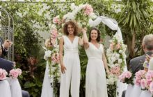 Hallmark Channel's new movie Wedding Every Weekend features same-sex wedding