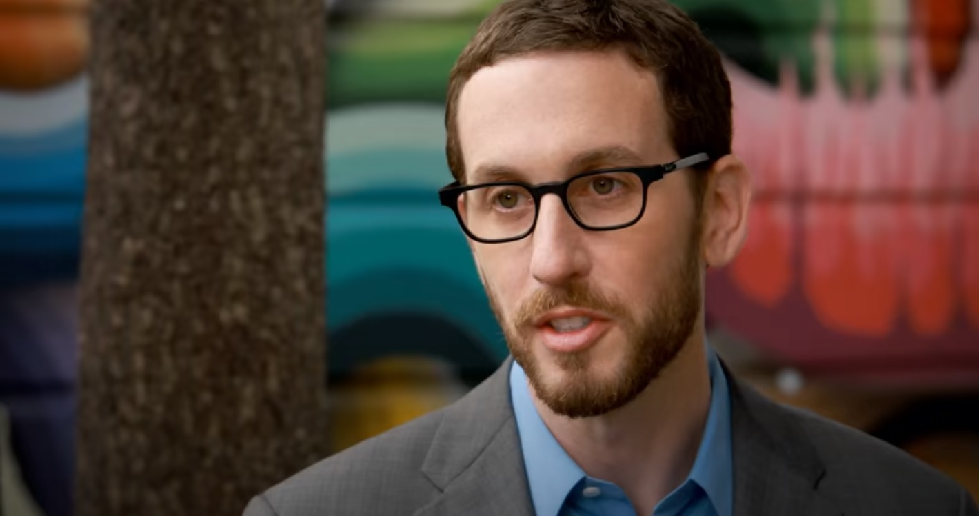 Democratic state senator Scott Wiener