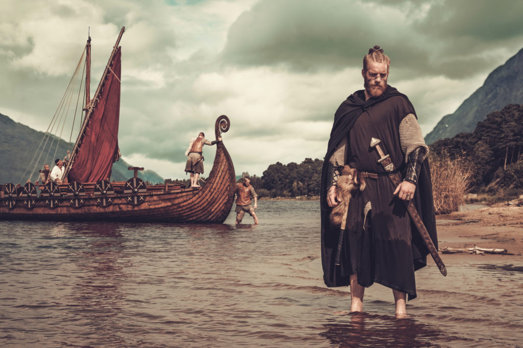 Viking transgender non-binary gender fluid