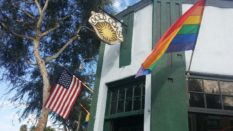 Gold Coast bar sat on the southeast corner of Santa Monica Boulevard and North La Jolla Avenue