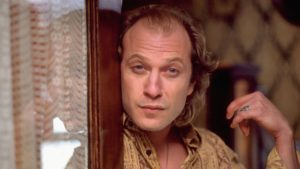 Buffalo Bill in Silence of the Lambs.