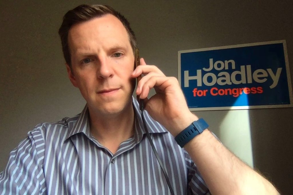 Fred Upton: Congressman runs 'most homophobic campaign' in the US Jon Hoadley