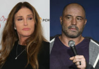 Caitlyn Jenner Joe Rogan