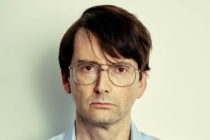 David Tennant as gay serial killer Dennis Nilsen in Des