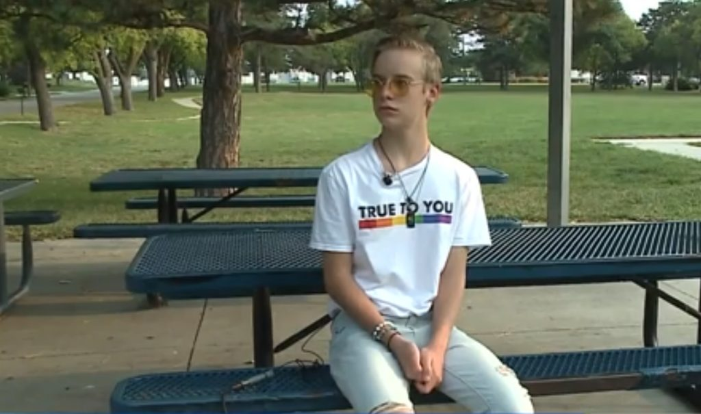 Teen boy forced out of church music group after coming out as gay