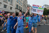 The British Medical Association just emphatically said trans rights
