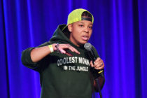 Black lesbian comic Punkie Johnson joins snl