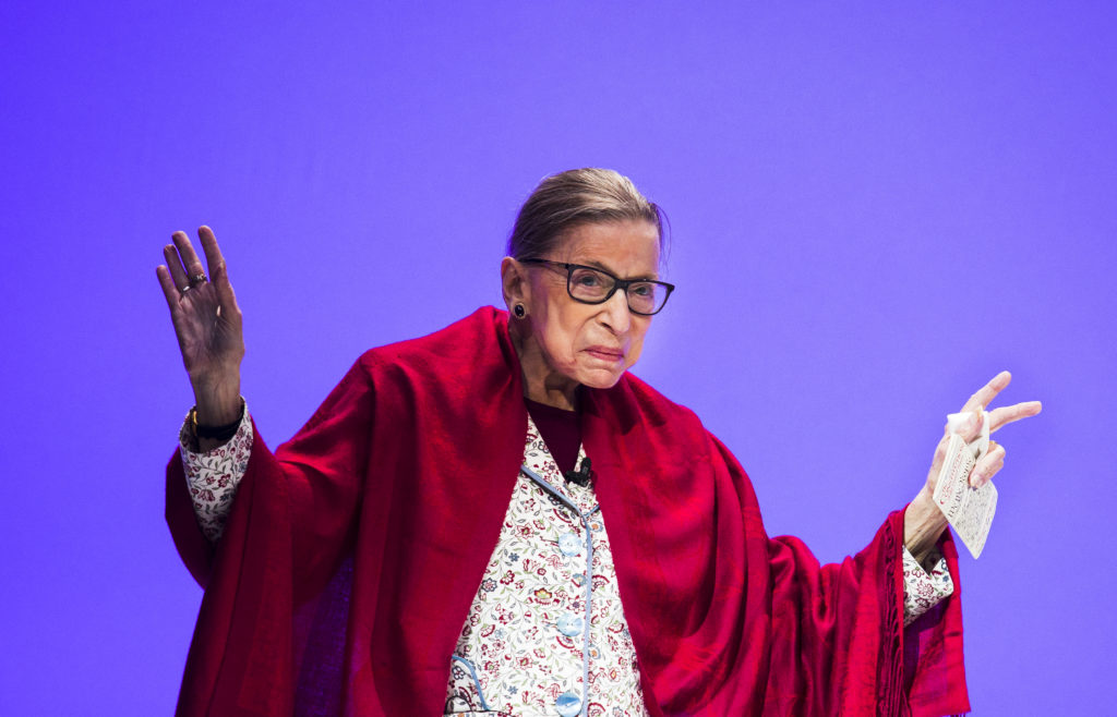 Ruth Bader Ginsburg: Tributes pour in for trailblazing Supreme Court judge