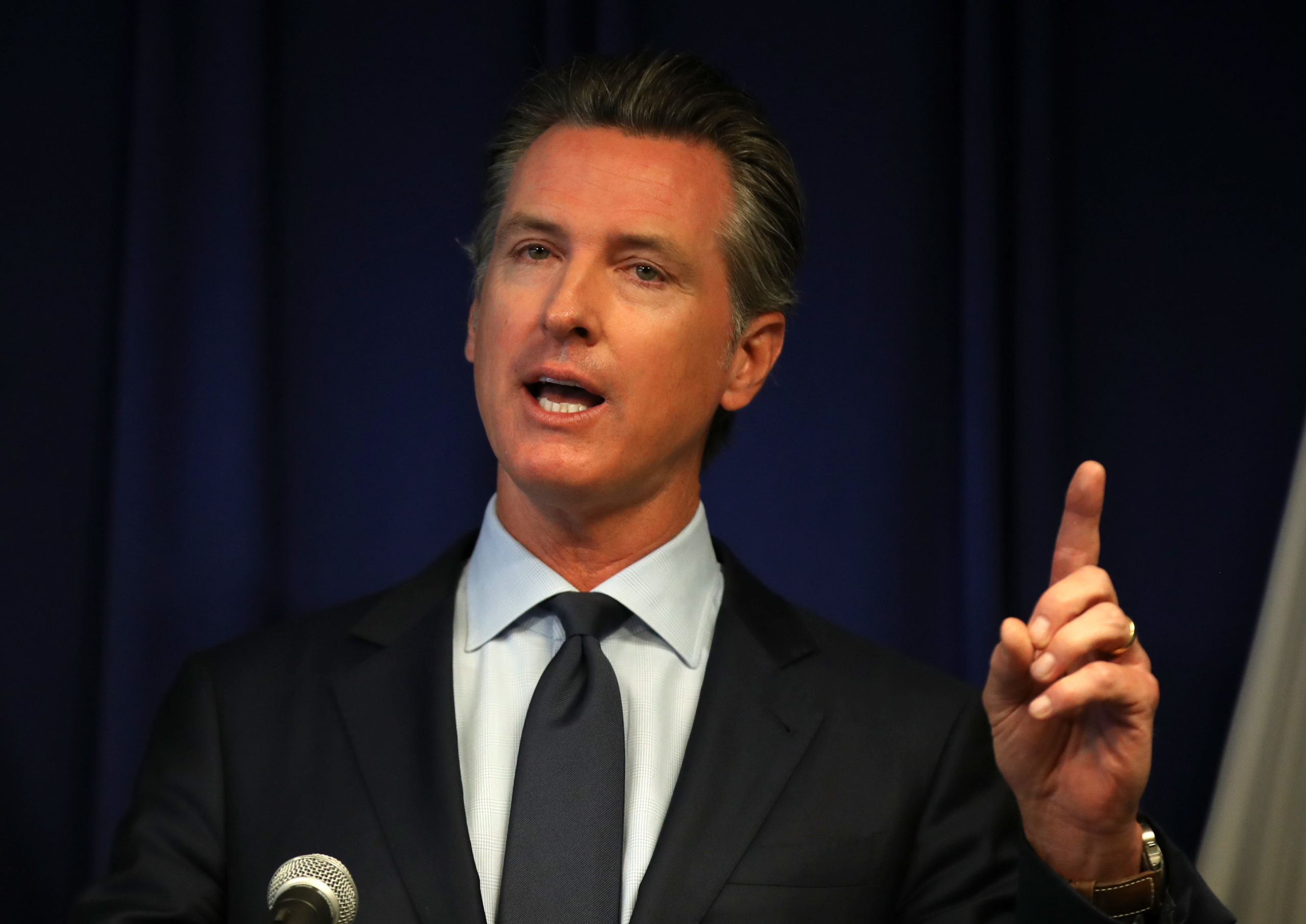 California Governor Gavin Newsom signed the bill on Friday