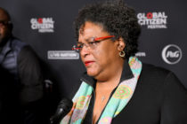 Barbados PM Mia Mottley asked if people should be allowed to be gay