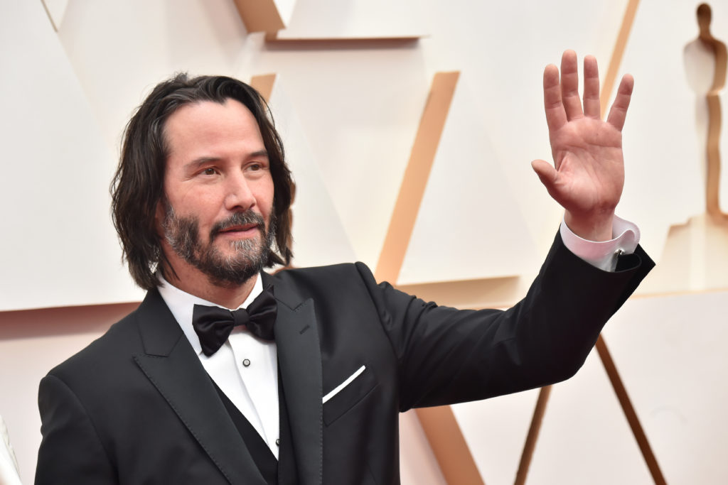 Bill & Ted star Keanu Reeves