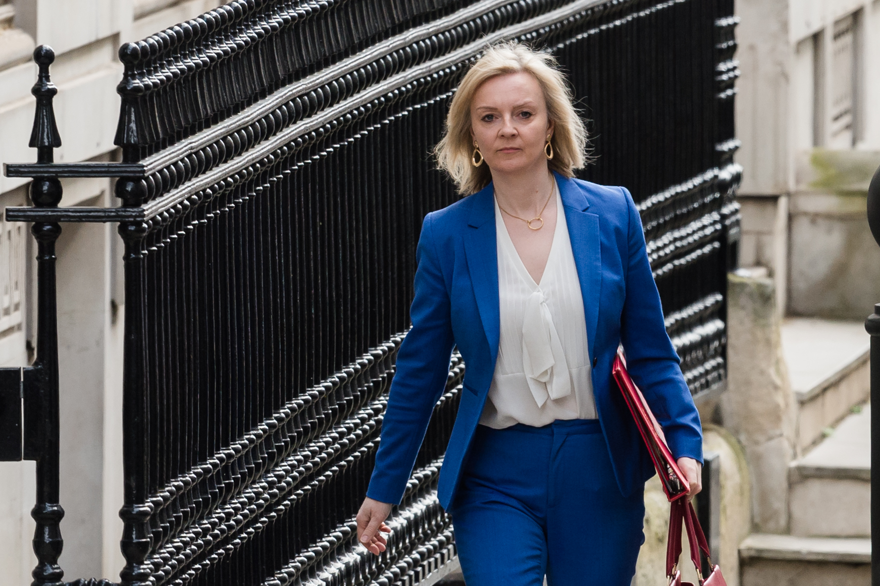 Minister for Women and Equalities Liz Truss