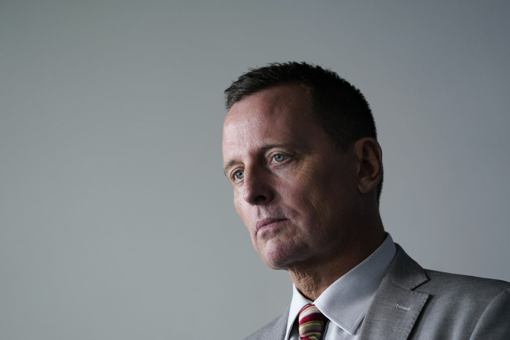 Trump official Richard Grenell