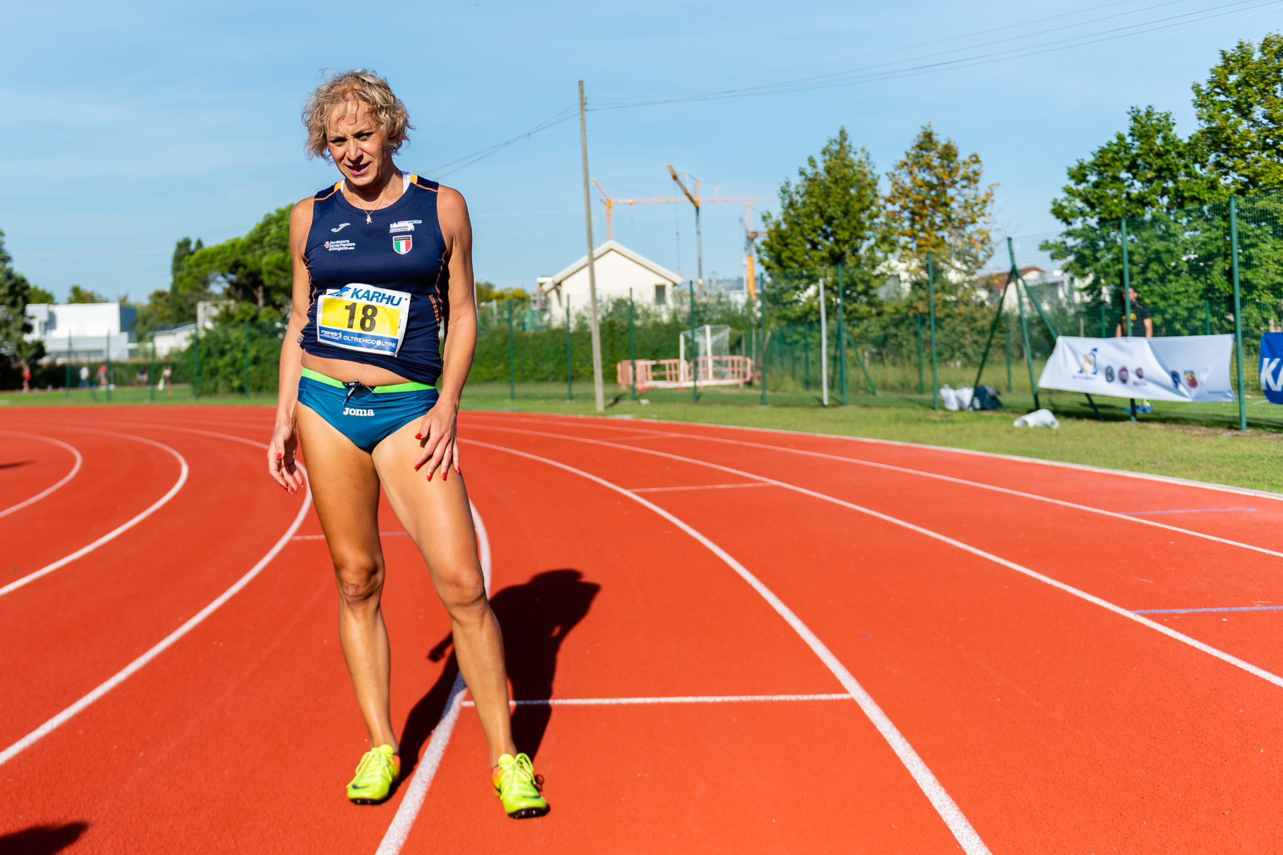 First trans Paralympic athlete says transitioning battered her performance