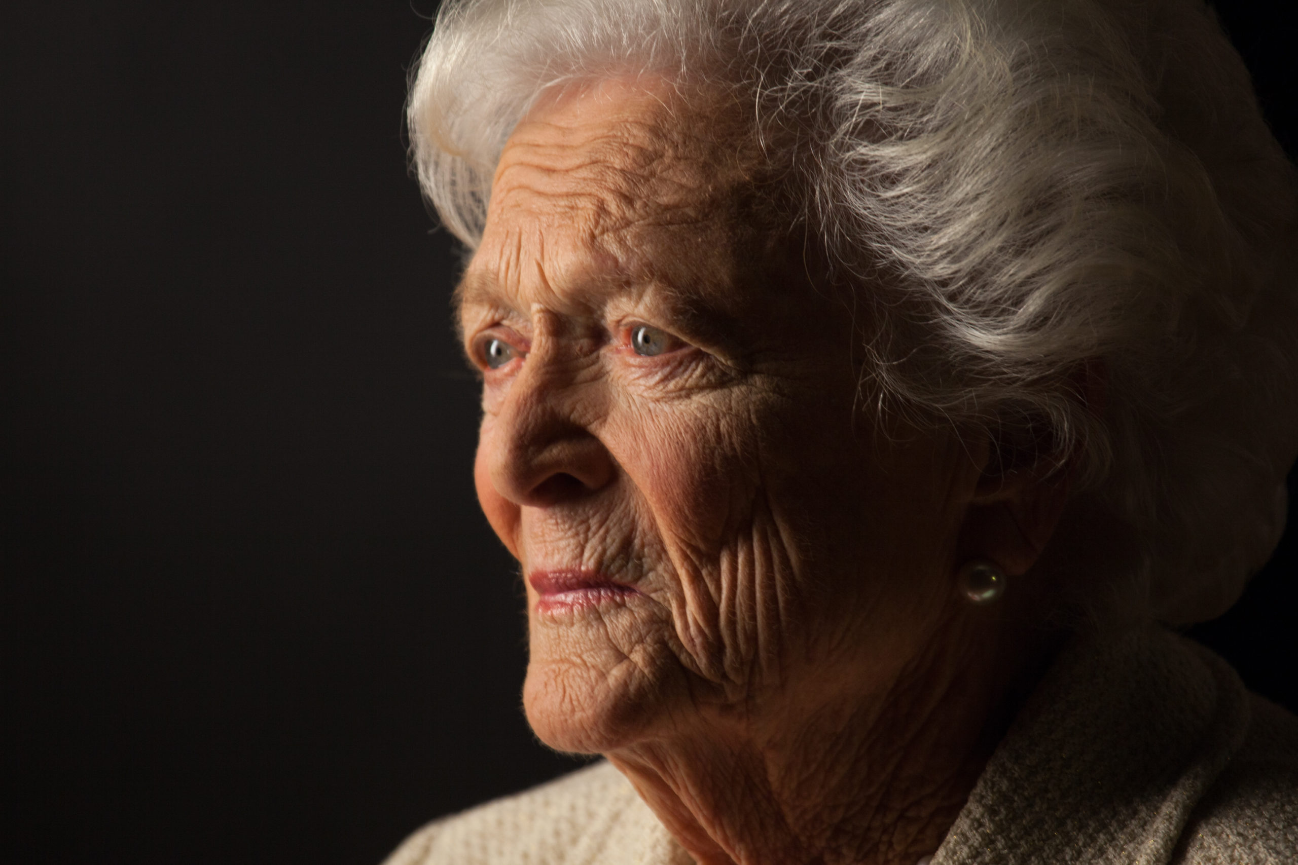 Barbara Bush came out for trans rights at 90 – proving it's never too late