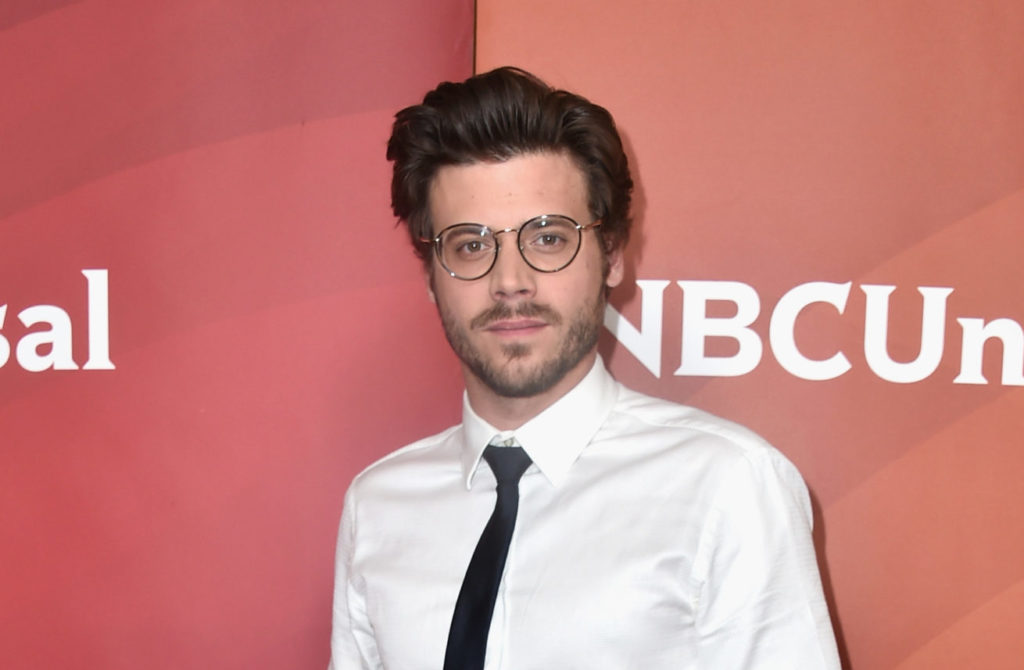 François Arnaud. (Alberto E. Rodriguez/Getty Images)