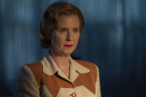 Cynthia Nixon as Gwendolyn Briggs in Ratched